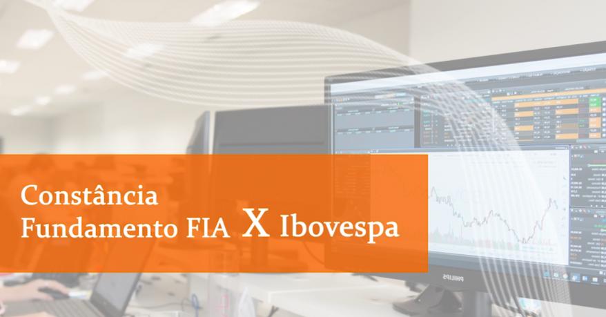 Constância Fundamento FIA x Ibovespa