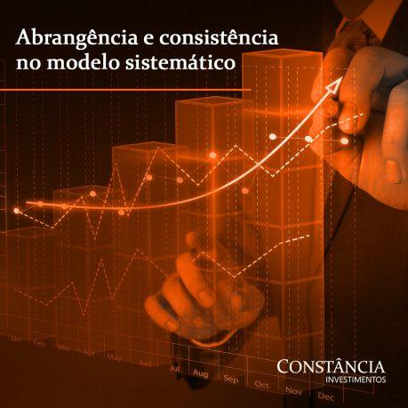 Abrangência e consistência no modelo sistemático