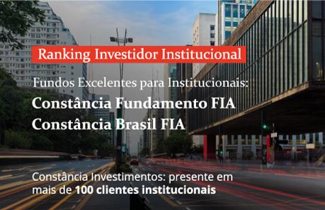 Fundos Excelentes para Institucionais
