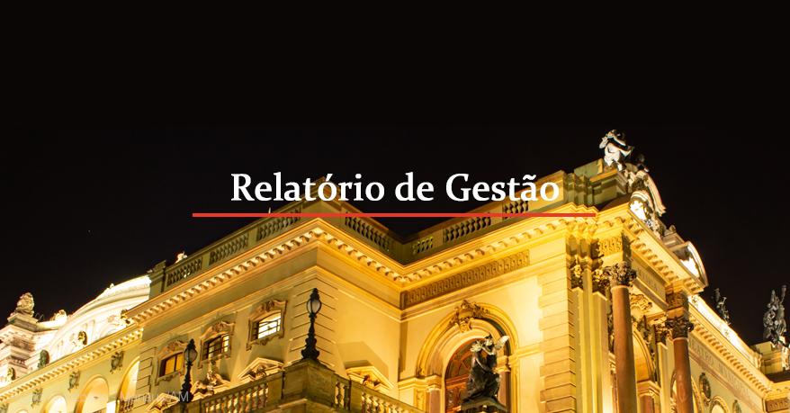 Relatório de Gestão – Novembro 2020